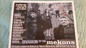 Invasion of The Mekons