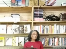Desiree Cooper presents her book of flash (short) fiction, Know the Mother, at Bluestockings bookstore on the Lower East Side.