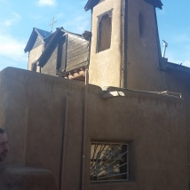 Sanctuary for the sick (Chimayo)
