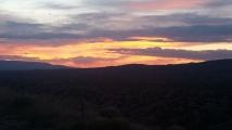 Sunset at 10,000 feet (Truchas)
