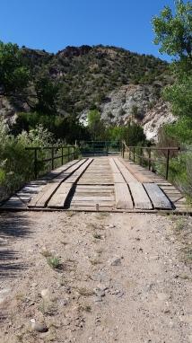 A bridge to home (Dixon)